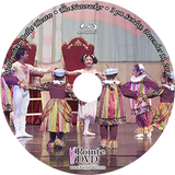 Metropolitan Ballet Theatre The Nutcracker 2015: Sunday 12/13/2015 3:00 pm Blu-ray