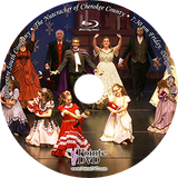 Dancentre South The Nutcracker 2015: Friday 12/18/2015 7:30 pm Blu-ray
