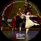 Gwinnett Ballet Theatre The Nutcracker 2015: Friday 12/18/2015 7:30 pm DVD
