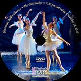 Gwinnett Ballet Theatre The Nutcracker 2015: Saturday 12/19/2015 7:30 pm DVD