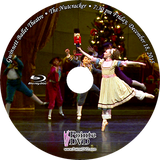 Gwinnett Ballet Theatre The Nutcracker 2015: Friday 12/18/2015 7:30 pm Blu-ray