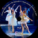 Gwinnett Ballet Theatre The Nutcracker 2015: Saturday 12/19/2015 7:30 pm Blu-ray