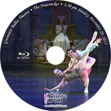 Gwinnett Ballet Theatre The Nutcracker 2015: Sunday 12/20/2015 2:30 pm Blu-ray