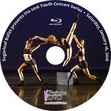 Sugarloaf Ballet Youth Concert Series 2016: Saturday 1/16/2016 Blu-ray