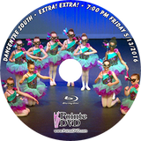 Dancentre South Extra! Extra! 2016 Recital: Friday 5/13/2016 7:00 pm Blu-ray