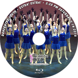 Dancentre South Extra! Extra! 2016 Recital: Saturday 5/14/2016 3:30 pm Blu-ray