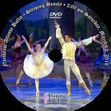 Northeast Atlanta Ballet Sleeping Beauty 2016: Saturday 3/12/2016 2:00 pm DVD