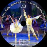 Northeast Atlanta Ballet Sleeping Beauty 2016: Saturday 3/12/2016 2:00 pm Blu-ray