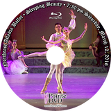 Northeast Atlanta Ballet Sleeping Beauty 2016: Saturday 3/12/2016 7:30 pm Blu-ray