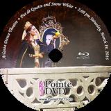 Atlanta Dance Theatre Snow White 2016: Saturday 3/19/2016 2:00 pm Blu-ray