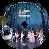 Georgia Metropolitan Dance Theatre Once Upon a Ballet 2016: Sunday 3/20/2016 2:00 pm DVD