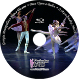 Georgia Metropolitan Dance Theatre Once Upon a Ballet 2016: Friday 3/18/2016 7:30 pm Blu-ray