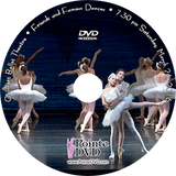 Gwinnett Ballet Theatre Friends and Famous Dances 2016: Saturday 3/26/2016 7:30 pm DVD