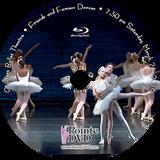 Gwinnett Ballet Theatre Friends and Famous Dances 2016: Saturday 3/26/2016 7:30 pm Blu-ray