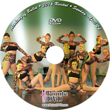 Academy of Ballet 2016 Recital: Sunday 4/24/2016 2:30 pm DVD