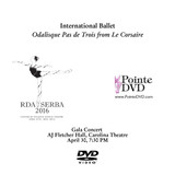 International Ballet:Odalisque Pas de Trois from Le Corsaire