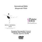 International Ballet:Masquerade Waltz