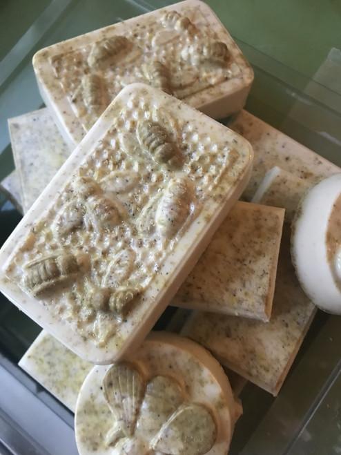 Oatmeal Chamomile & Calendula Soap