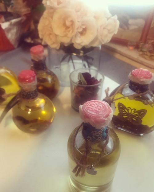 Botanical Perfume Oil