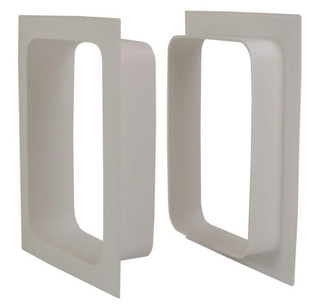 Medium/Large PVC Wall Trim Kit