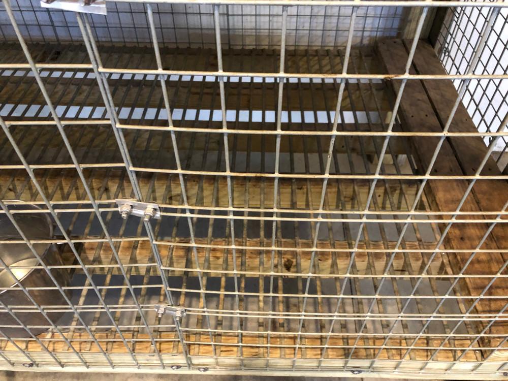 Floor Grates - 2 Pack