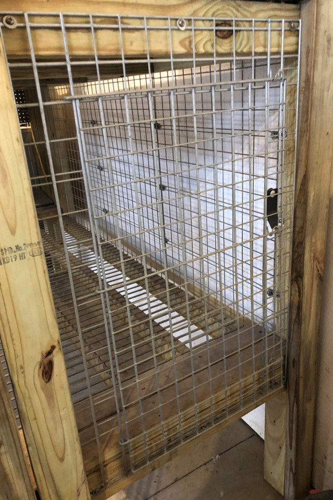 Easy Kennel Gate Panel
