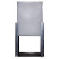 """Drop-In Closing Panel Kit for Dog Door  - 14"""" x 20""""- open"""