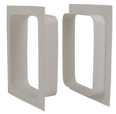 Medium/Large PVC Wall Trim Kit EXTRA DEEP
