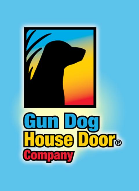 After Six Destroyed Vinyl Doors–Now Sold on the Heavy Duty Dog Door.