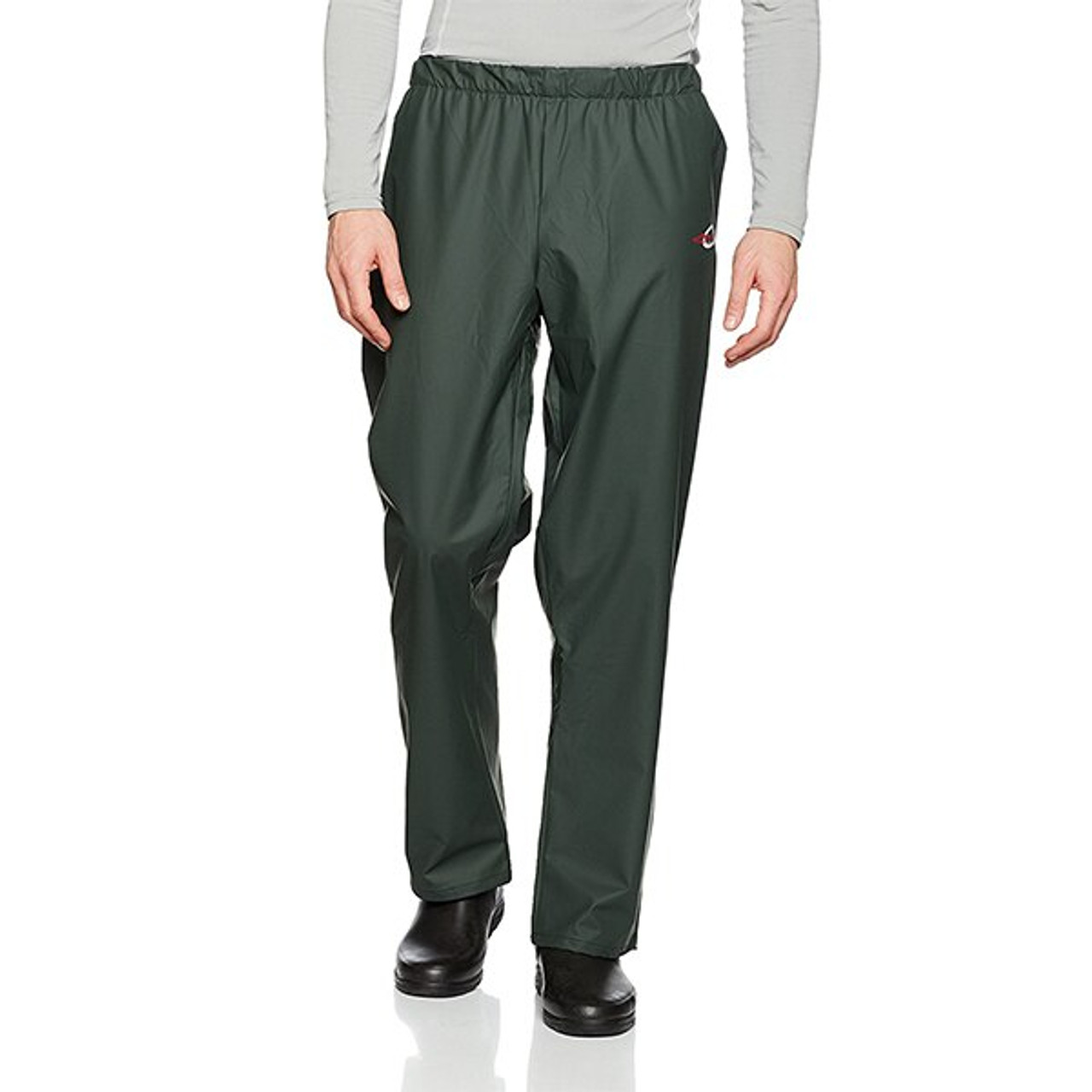 half price affordable price 100% authentic Flexothane Classic Rotterdam Waterproof Trousers - Olive Green