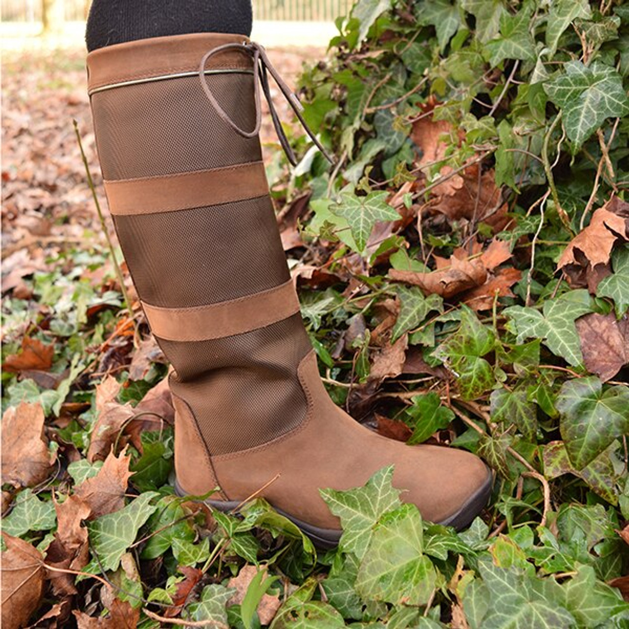 a00eb80b29a Mark Todd Tall Fileon Country Boot - Brown - HOOVES AND BOONIES