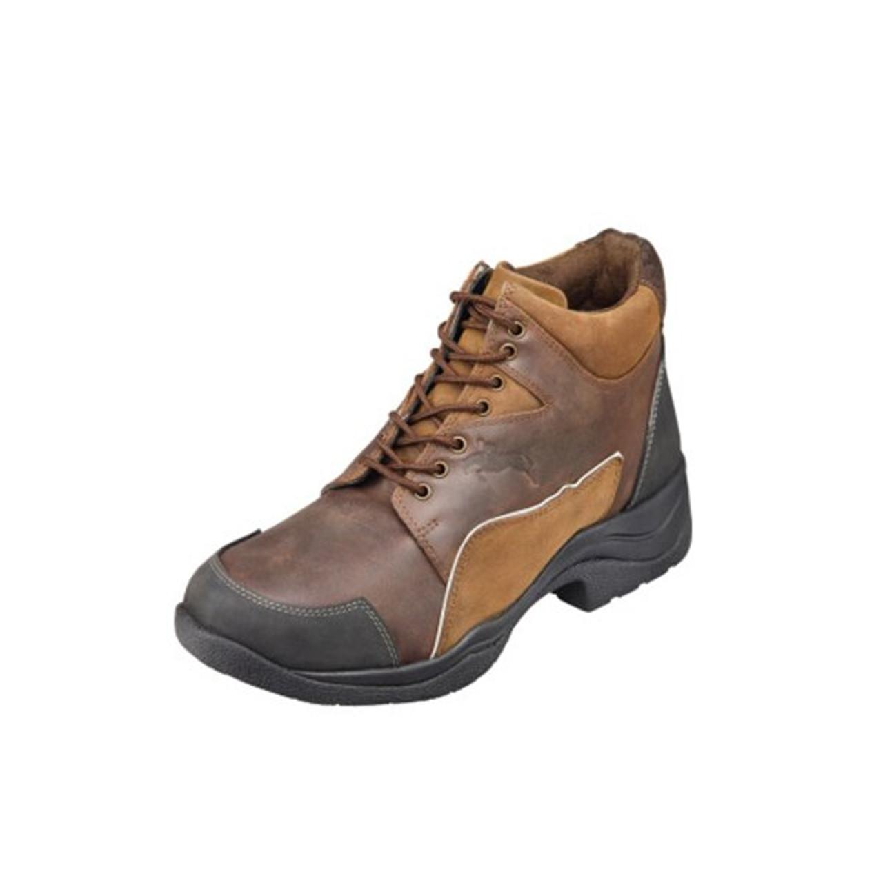 3225eddc5e5 Harry Hall AW17 Outland Endurance Short Boots - Brown