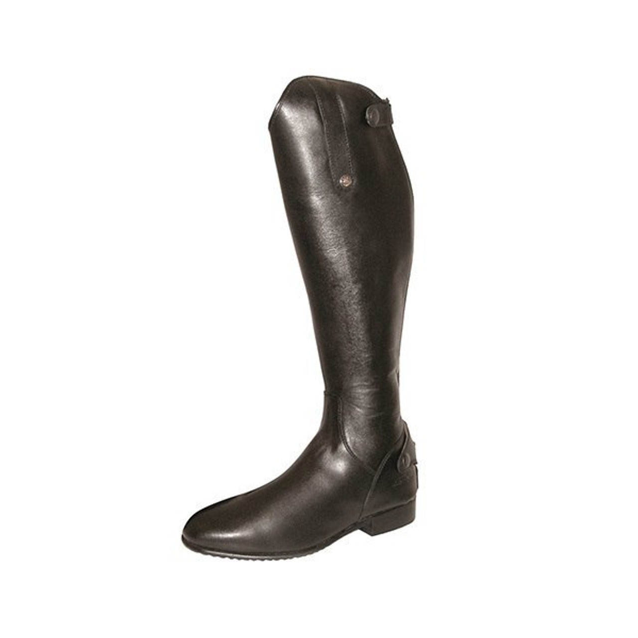 9ff111dc1ee4 Mark Todd Long Leather Competition Dress Boots - Short Wide - Black - HOOVES  AND BOONIES