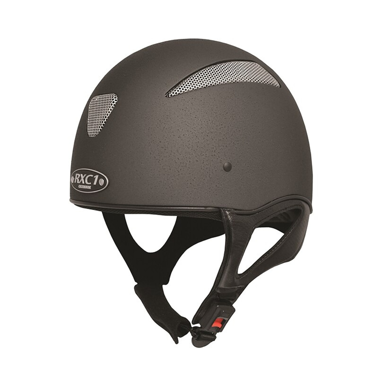 22876aa5a4f Gatehouse RXC1 Jockey Skull Riding Hat - Grey - HOOVES AND BOONIES