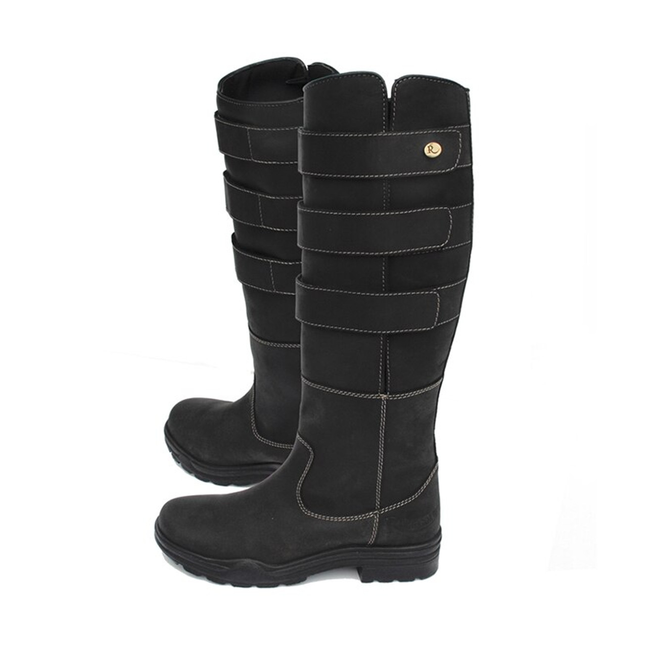 Rhinegold Elite Colorado Leather Country Boot