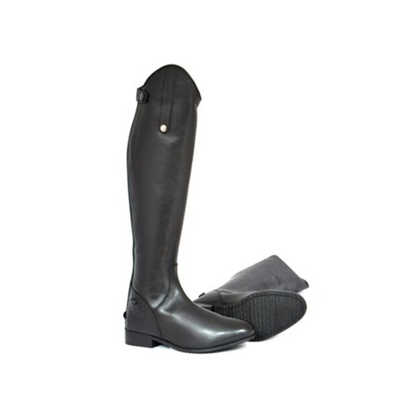 26d29d74189b Mark Todd Long Leather Riding Boots - Adult Wide - Short - HOOVES AND  BOONIES