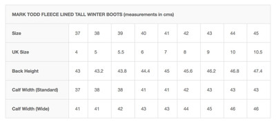 f71a5d033ea Mark Todd Fleece Lined Tall Winter Boot - Childrens - Black - HOOVES ...