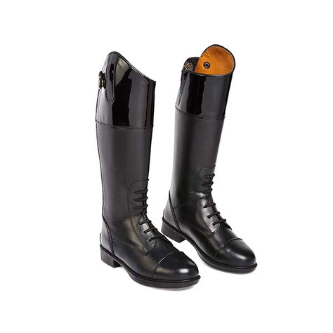 6994a29e504 Brogini Modena Piccino Long Riding Boots - Childrens - HOOVES AND ...