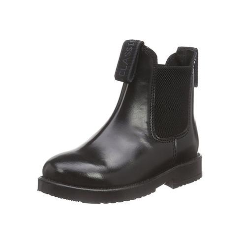 ClearanceRhinegold Childrens Classic Leather Jodhpur BootsSizes 10-5