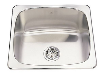 Kindred - Steel Queen Laundry Stainless Steel Sink VI