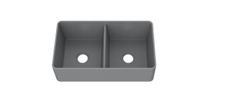 Vogt - Kaltenbach GS Apron Front Double Bowl Kitchen Sink
