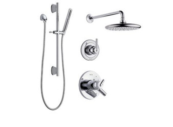 Delta - Trinsic 17 Series Shower Kit