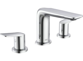Delta - Portage Two Handle Widespread Lavatory Faucet