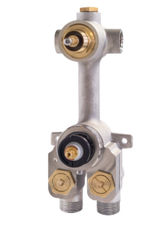 "Frederick York - 2/3 Way 1/2"" Thermovalve with Diverter"
