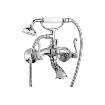 Disegno - Classic Wall Mount Tub Filler