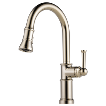 Brizo - Artesso Single Handle Pull-Down Kitchen Faucet