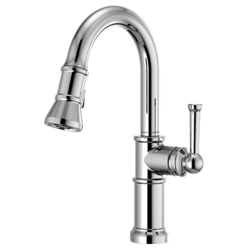 Brizo - Artesso Single Handle Pull-Down Prep Faucet