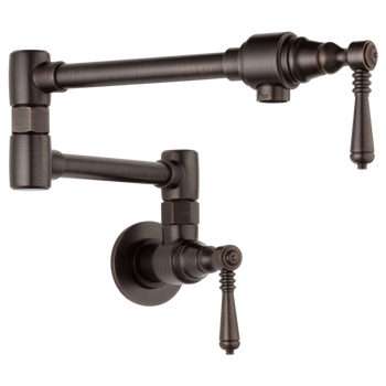 Brizo - Traditional Wall Mount Pot Filler Faucet
