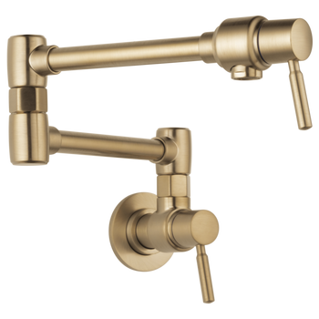 Brizo - Euro Wall Mount Pot Filler Faucet