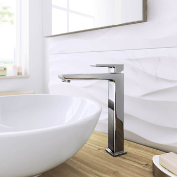 Frederick York - Bronte Single Handle Vessel Faucet